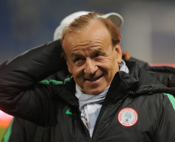 Gernot Rohr to call 28 players for Nigeria's World Cup preparations
