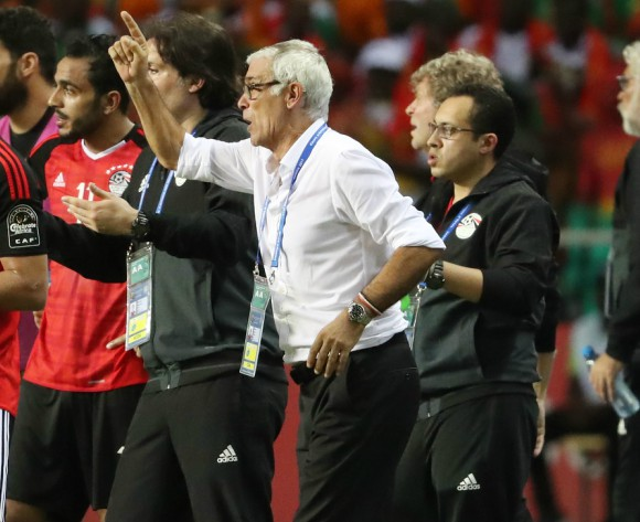 WORLD CUP FOCUS: Egypt's Hector Cuper extremely unhappy after defeat to Greece
