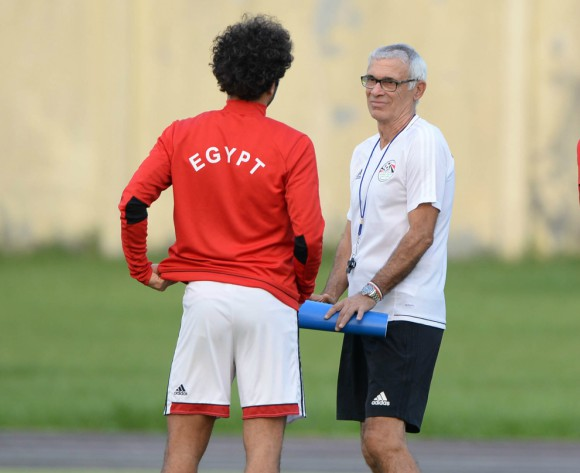 WORLD CUP FOCUS: Egyptian coach Hector Cuper says they have studied Cristiano Ronaldo