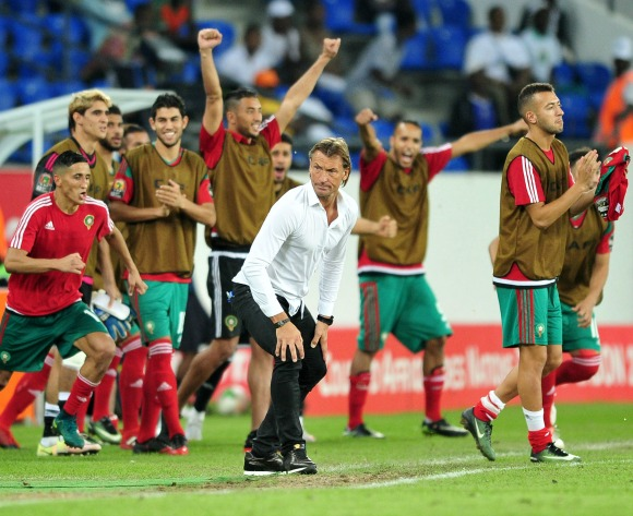 Morocco coach Herve Renard: Some very good things in win over Serbia