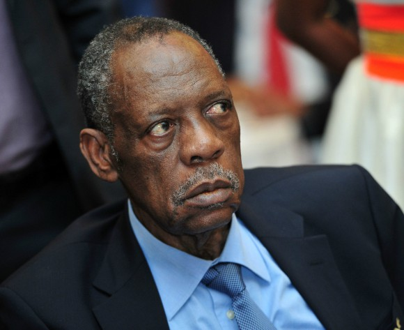 Ex-CAF boss Issa Hayatou's case moved to April 16