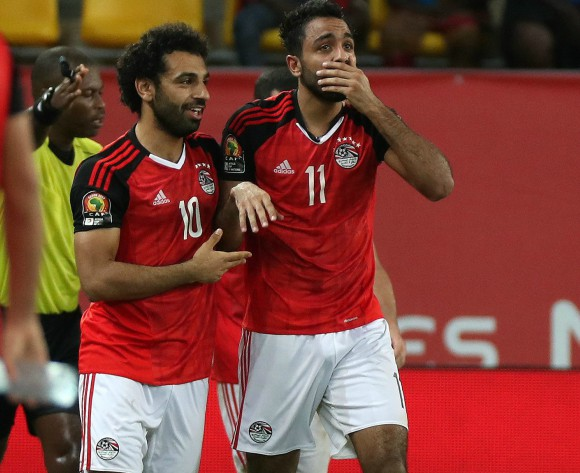 Egypt's Mahmoud Kahraba eyeing European move