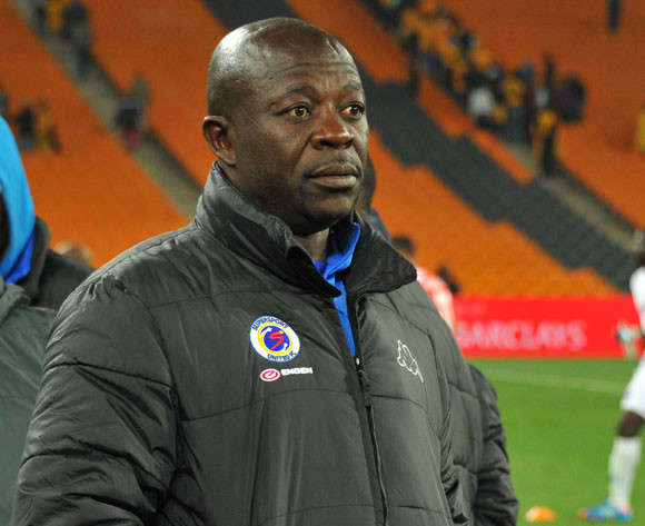 Kaitano Tembo ready for rescuing SuperSport United in Confed Cup