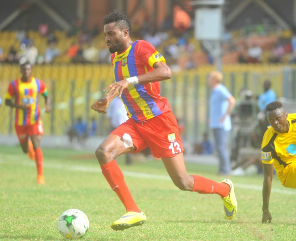Hearts of Oak coach disappointed after loss to AshantiGold