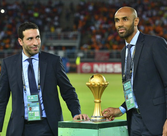 Mali legend Freddie Kanoute wants football rivalry to grow
