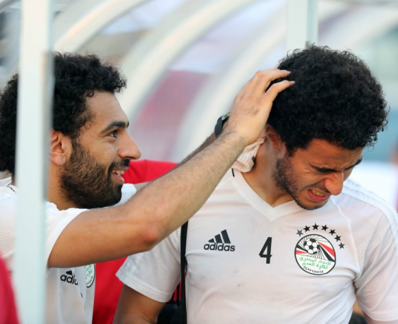 Egypt duo El-Shahat and Gaber declared fit for Greece clash