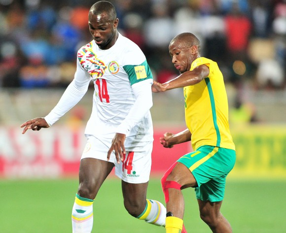 Senegal frustrated by Uzbekistan