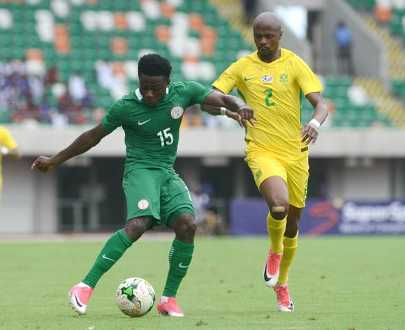Simon & Esiti expose Nigeria's strength to 2018 World Cup rival