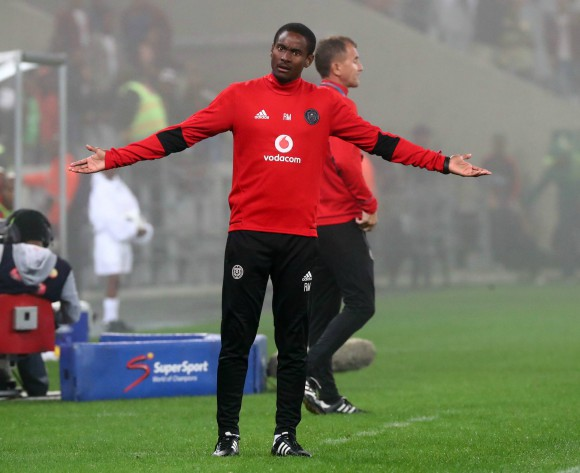 Orlando Pirates assistant coach Rhulani Mokwena not joining South African camp