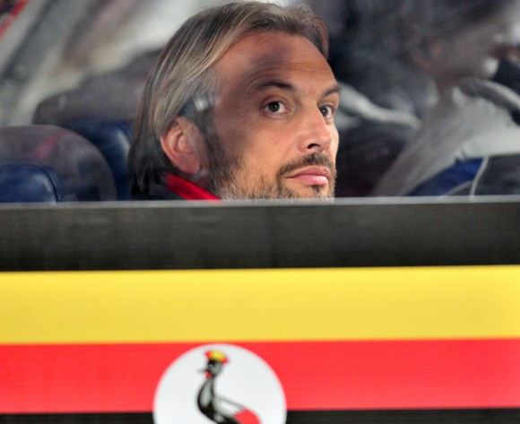 Sebastien Desabre excited with first win for Uganda