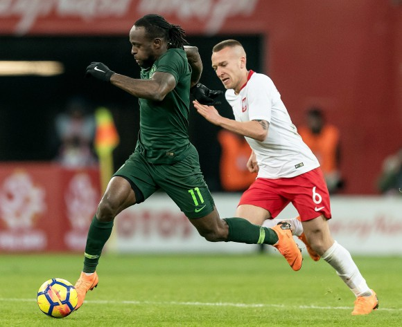 Nigeria look to add to Serbia's woes