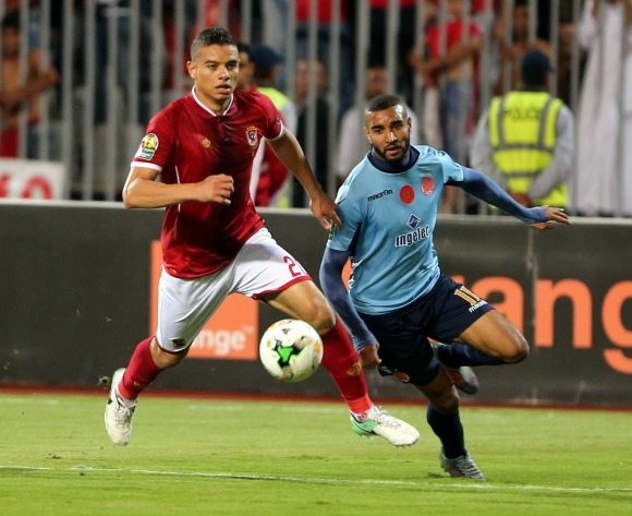 Al Ahly's Sayed Moawad wary of CF Mounana
