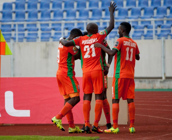 Zesco United name Champions League squad for clash against Asec Mimosa