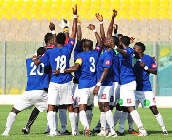 Aduana Stars name squad for Champions League clash