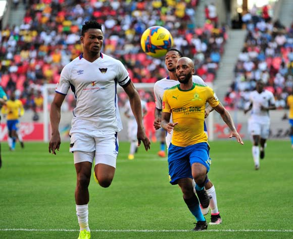 Sundowns look to keep up title charge