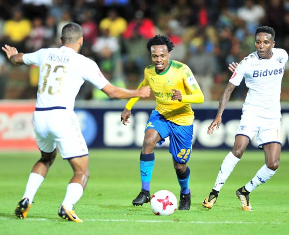 Title-chasing Sundowns target another win