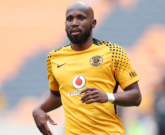 Ramahlwe Mphahlele of Kaizer Chiefs during the Absa Premiership 2017/18 match between Kaizer Chiefs and Maritzburg United at FNB Stadium, Johannesburg on 28 April 2018 ©Muzi Ntombela/BackpagePix