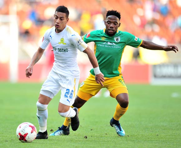 Sundowns edge out Baroka to create clear gap at top