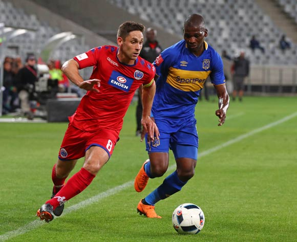 SuperSport United frustate Cape Town City