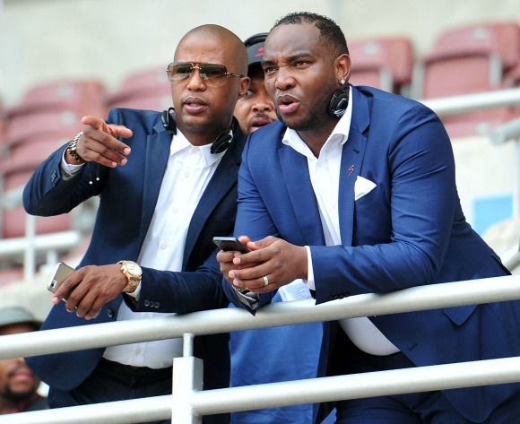 Benni McCarthy optimistic about the future of South Africa