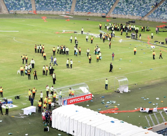 South African PSL charges Kaizer Chiefs for unruly fans