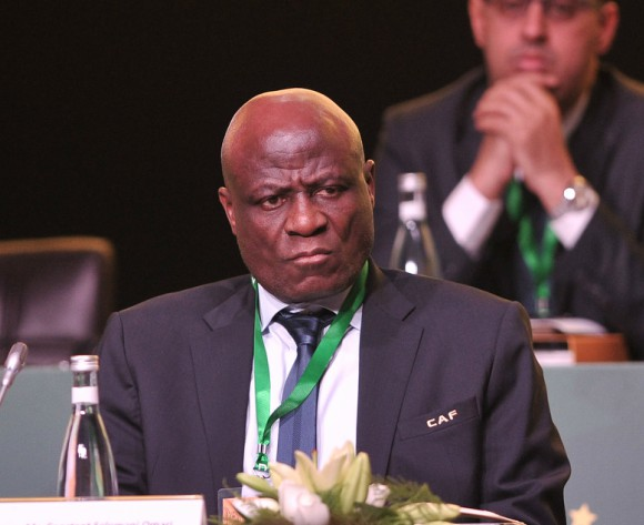 CAF second vice president Constant Omari arrested in Congo