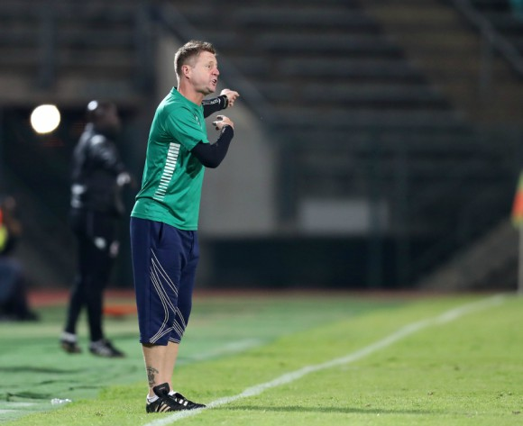 Gor Mahia coach Dylan Kerr to try his best in CAF Confed Cup