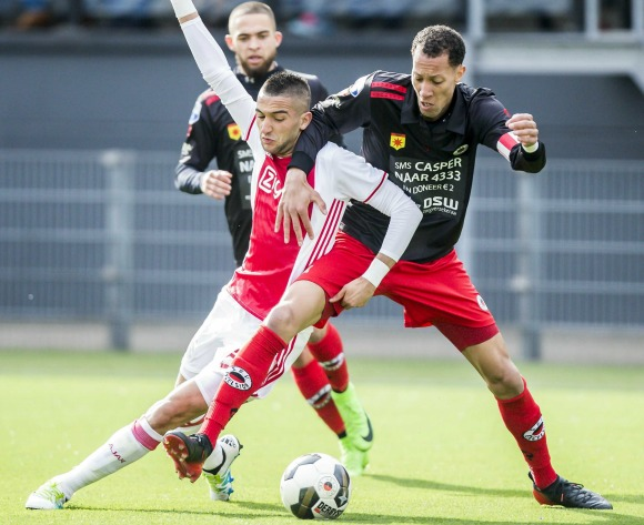 Hakim Ziyech looking to leave the Eredivisie