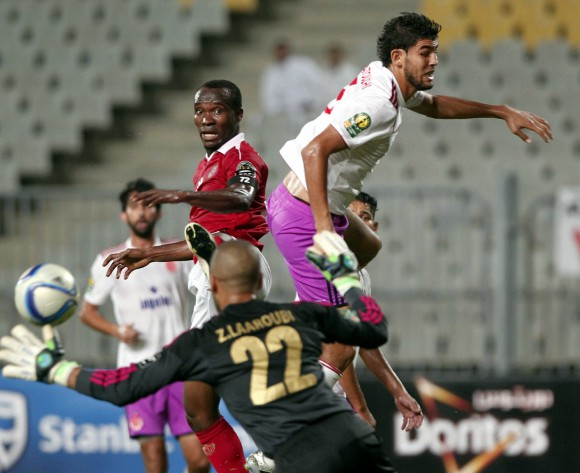 Wydad Casablanca defender Amine El Attouchi wanted by UAE club
