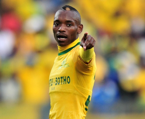 Mosimane: Good for Zimbabwe's Billiat to leave Sundowns on a high