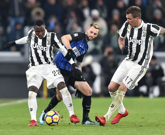 Premier League trio keen on Ghanaian star Kwadwo Asamoah