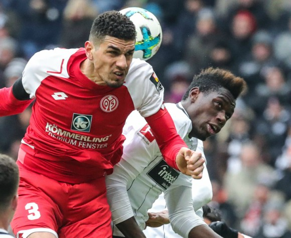 Nigerian Leon Balogun focusing on saving Mainz from relegation