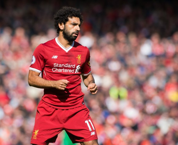 Liverpool captain Jordan Henderson heaps praise on Mohamed Salah