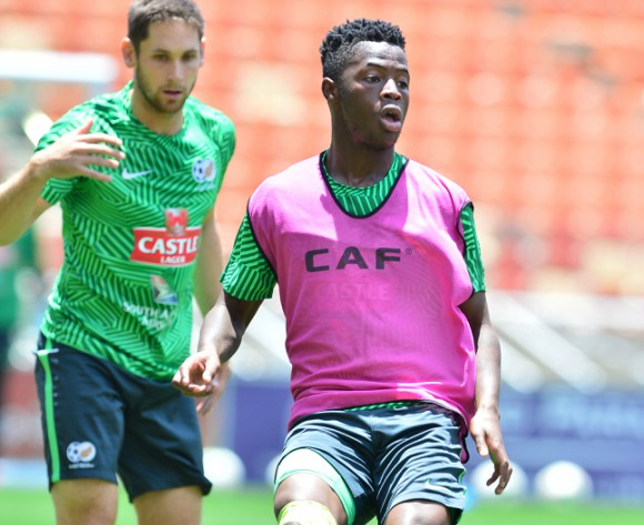Phakamani Mahlambi affirms his stay with Egyptian titans Al Ahly