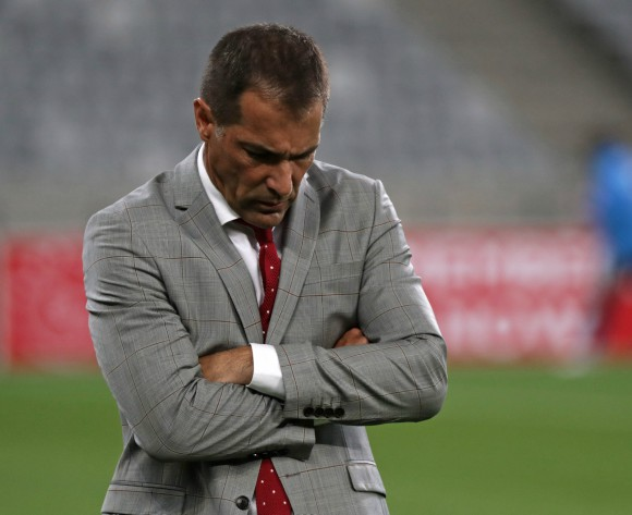 Relegation-threatened Platinum Stars coach Roger De Sa wary of wounded Kaizer Chiefs
