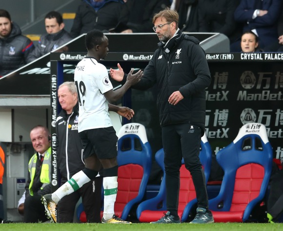 Klopp: Senegal's Mane should have been red carded