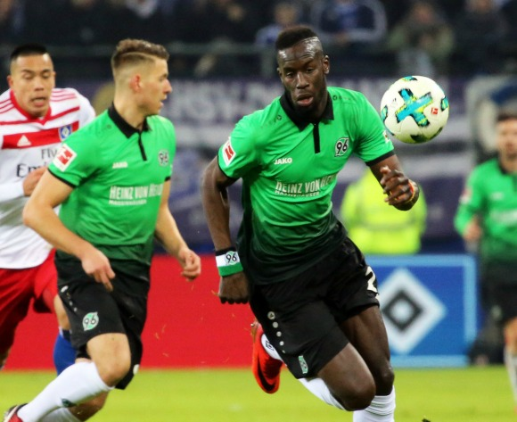 German club Schalke sign Senegal star Salif Sane