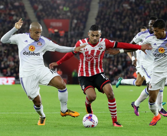 Sofiane Boufal frozen out at Southampton after alleged clash with mark Hughes