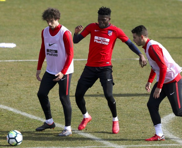 Calls like that always happen away to Real Madrid – Thomas Partey