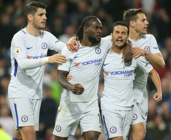 John Obi Mikel: Chelsea should play Victor Moses as a winger