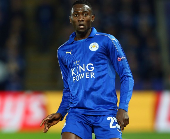 Wilfred Ndidi responds to Liverpool links