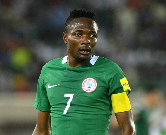 Nigeria's Ahmed Musa dumps long time agent Tony Harris