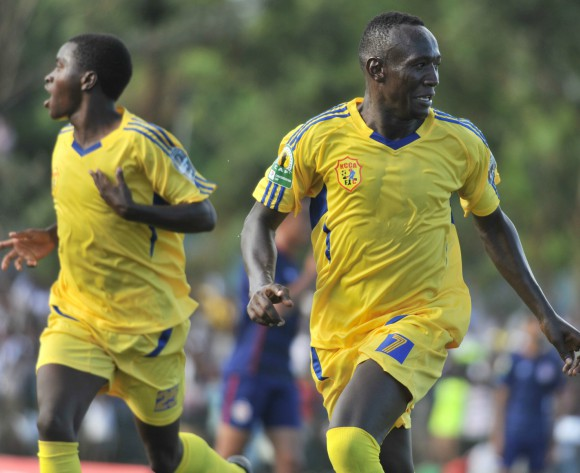 KCCA to ditch sponsor logo in CAF Champions League