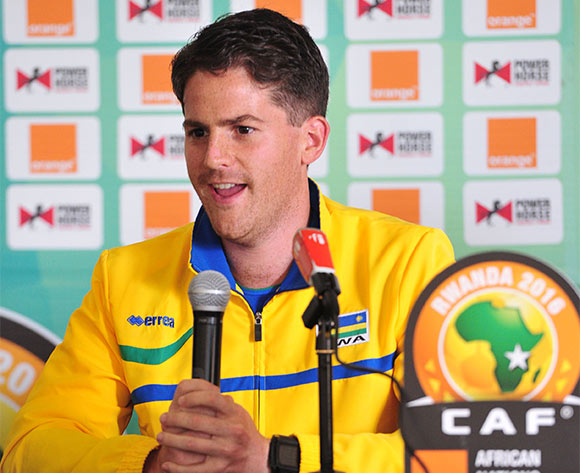 Rwandan FA appeal FIFA ruling to pay Johnny McKinstry
