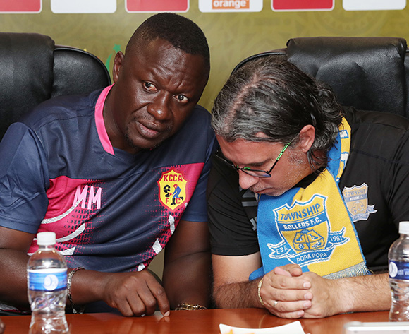 KCCA boss Mike Mutebi satisfied with Al Ahly win