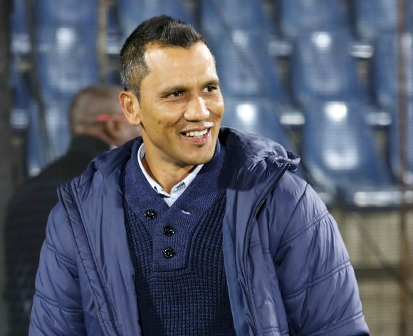 Maritzburg coach Fadlu Davids gets a new two year contract