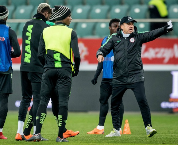 WORLD CUP WATCH: Former NFA boss: Gernot Rohr's squad the best we have