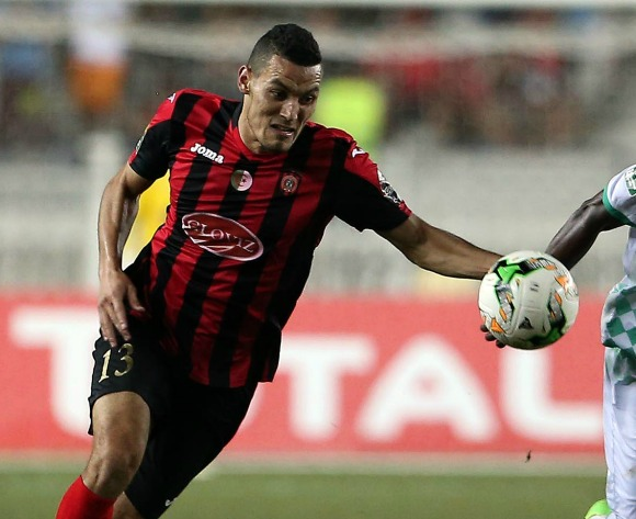 USM Alger tackle Young Africans in Algiers