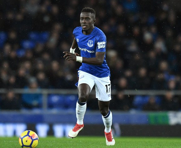 Idrissa Gueye makes FIFA team of the Week