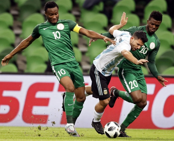 WORLD CUP WATCH: Nigeria's friendly with DR Congo to go ahead despite Ebola scare